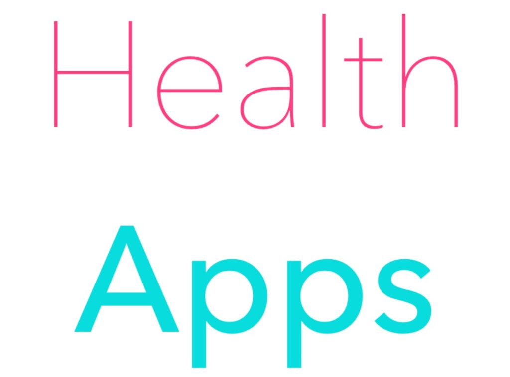 My 2 Favorite Health Apps